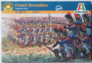 Italeri 1/72 IT6072 French Old Guard Grenadiers (Napoleonic)